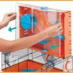 Пластиковые клетки для хомяков: выбор и цена